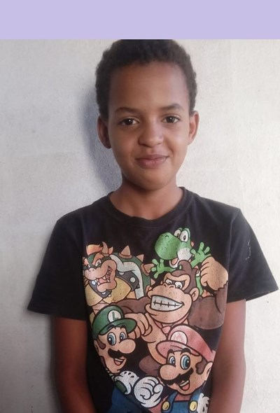 Help Jean Carlos by becoming a child sponsor. Sponsoring a child is a rewarding and heartwarming experience.