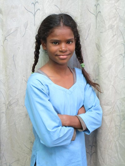 Help Punita by becoming a child sponsor. Sponsoring a child is a rewarding and heartwarming experience.