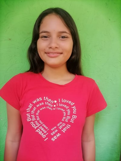 Help Valentina Michell by becoming a child sponsor. Sponsoring a child is a rewarding and heartwarming experience.