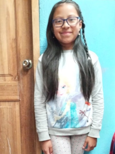 Help Nayeli Anahi by becoming a child sponsor. Sponsoring a child is a rewarding and heartwarming experience.