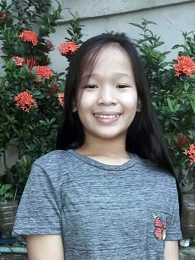Help Aerrysh Kaithlyn D. by becoming a child sponsor. Sponsoring a child is a rewarding and heartwarming experience.