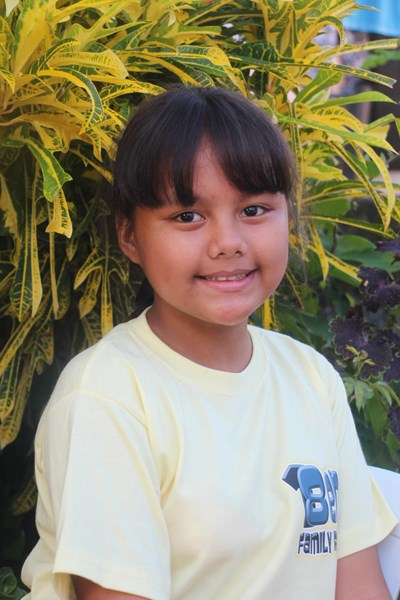 Help Ashley Nicole Bualoy by becoming a child sponsor. Sponsoring a child is a rewarding and heartwarming experience.