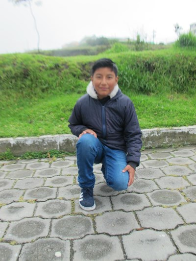 Help Paul Andres by becoming a child sponsor. Sponsoring a child is a rewarding and heartwarming experience.