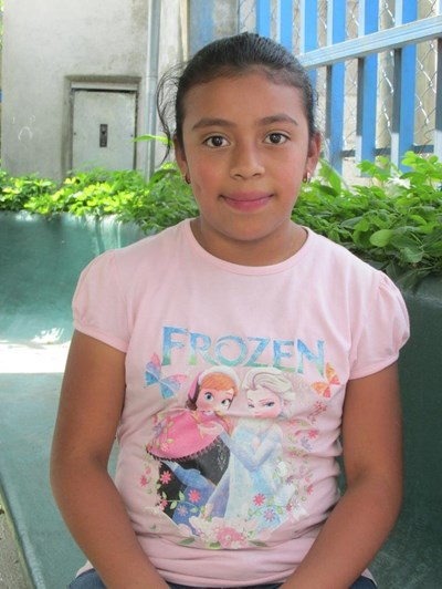 Help Melanie Lucia by becoming a child sponsor. Sponsoring a child is a rewarding and heartwarming experience.