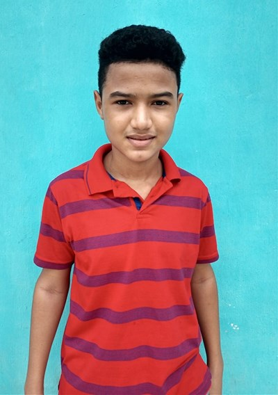 Help Kevin Jose by becoming a child sponsor. Sponsoring a child is a rewarding and heartwarming experience.