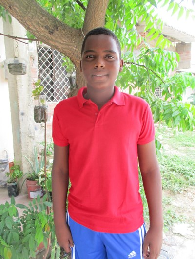 Help Jose Camilo by becoming a child sponsor. Sponsoring a child is a rewarding and heartwarming experience.