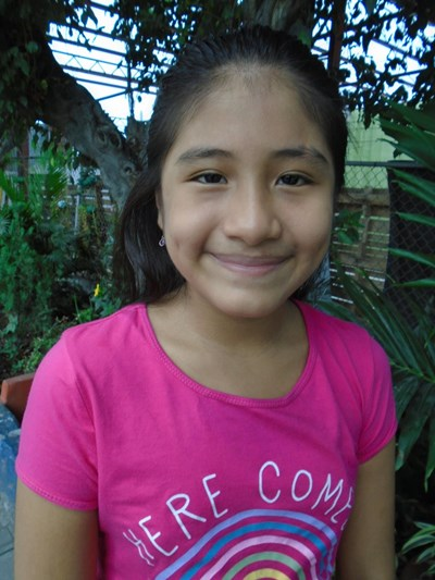 Help Martha Sonia by becoming a child sponsor. Sponsoring a child is a rewarding and heartwarming experience.