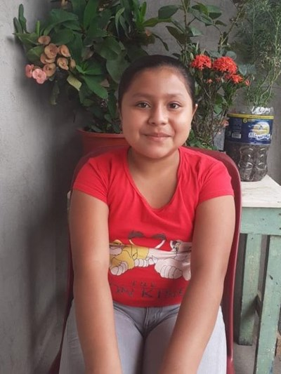 Help Leslie Estefania by becoming a child sponsor. Sponsoring a child is a rewarding and heartwarming experience.