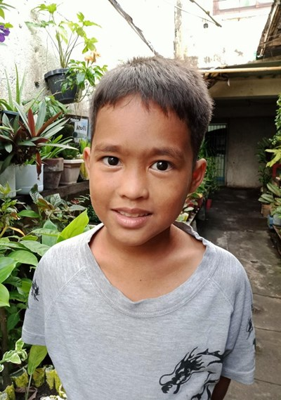 Help Carl Jhon M. by becoming a child sponsor. Sponsoring a child is a rewarding and heartwarming experience.