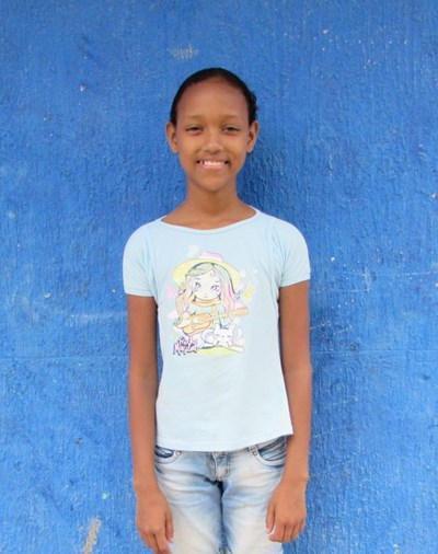 Help Yulie Caterine by becoming a child sponsor. Sponsoring a child is a rewarding and heartwarming experience.