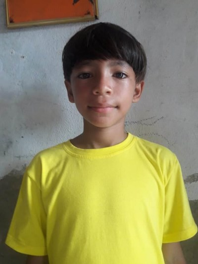 Help Kevin Andres by becoming a child sponsor. Sponsoring a child is a rewarding and heartwarming experience.