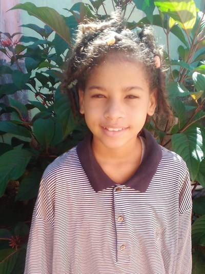 Help Kiara Mercedes by becoming a child sponsor. Sponsoring a child is a rewarding and heartwarming experience.