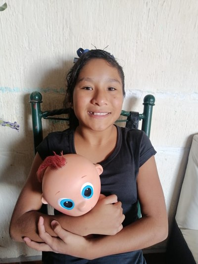 Help María José by becoming a child sponsor. Sponsoring a child is a rewarding and heartwarming experience.