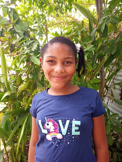 Help Alix Sofia by becoming a child sponsor. Sponsoring a child is a rewarding and heartwarming experience.
