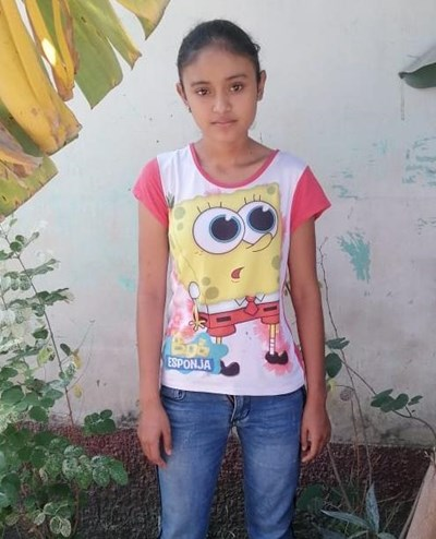 Help Alisson Jasmin by becoming a child sponsor. Sponsoring a child is a rewarding and heartwarming experience.