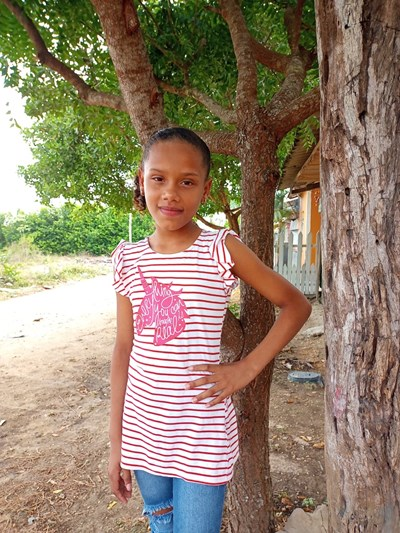 Help Yisset Valentina by becoming a child sponsor. Sponsoring a child is a rewarding and heartwarming experience.