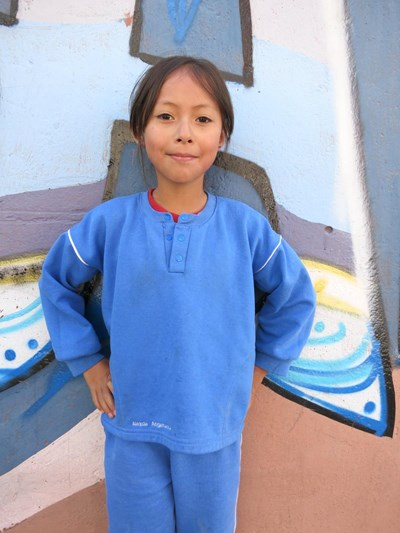 Help Aleyda Danae by becoming a child sponsor. Sponsoring a child is a rewarding and heartwarming experience.