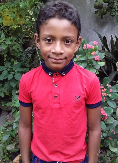 Help Jorge Andres by becoming a child sponsor. Sponsoring a child is a rewarding and heartwarming experience.