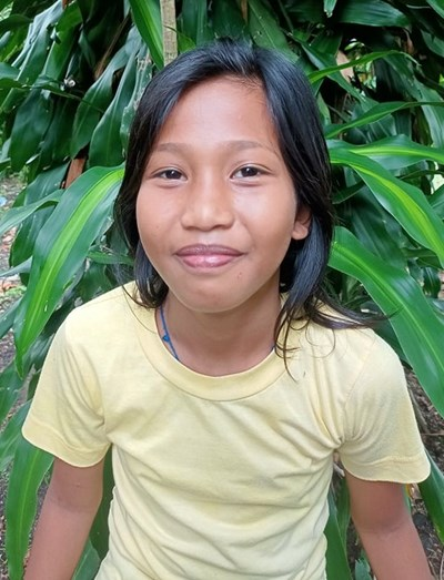Help Kristine Joy B. by becoming a child sponsor. Sponsoring a child is a rewarding and heartwarming experience.