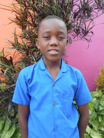 Help Adamson by becoming a child sponsor. Sponsoring a child is a rewarding and heartwarming experience.