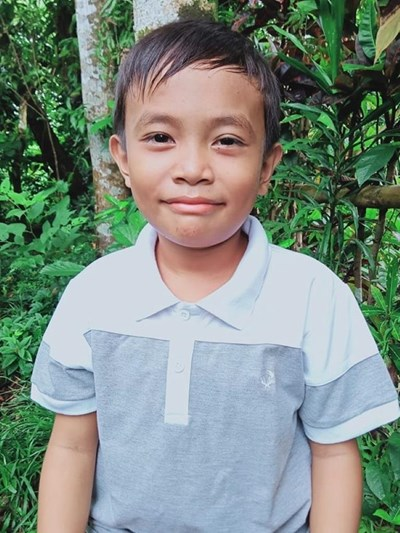 Help Ralph Stephen A. by becoming a child sponsor. Sponsoring a child is a rewarding and heartwarming experience.
