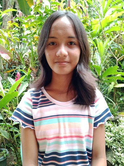 Help Rey Ann A. by becoming a child sponsor. Sponsoring a child is a rewarding and heartwarming experience.