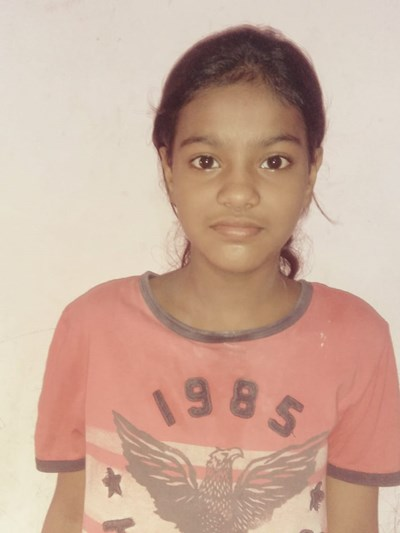 Help Sakshi by becoming a child sponsor. Sponsoring a child is a rewarding and heartwarming experience.
