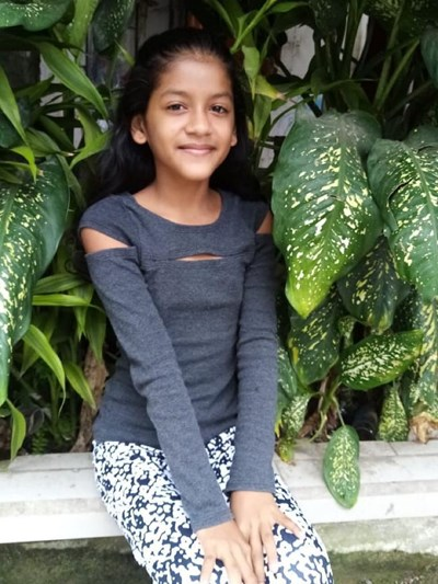 Help Brithany Michelle by becoming a child sponsor. Sponsoring a child is a rewarding and heartwarming experience.