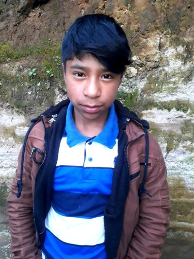 Help Selvin Ronaldo by becoming a child sponsor. Sponsoring a child is a rewarding and heartwarming experience.