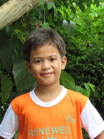 Help Audrey Rieyel R. by becoming a child sponsor. Sponsoring a child is a rewarding and heartwarming experience.