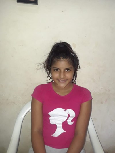 Help Mayleen Jamileth by becoming a child sponsor. Sponsoring a child is a rewarding and heartwarming experience.