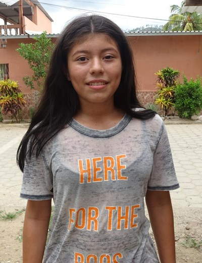 Help Ruth Daniela by becoming a child sponsor. Sponsoring a child is a rewarding and heartwarming experience.