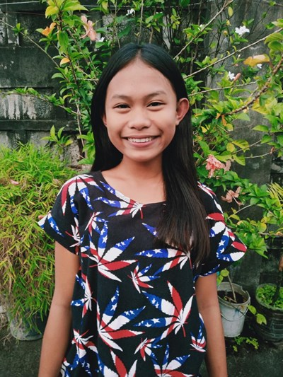 Help Janedy Mangilin by becoming a child sponsor. Sponsoring a child is a rewarding and heartwarming experience.