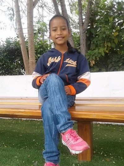 Help Analia Maria by becoming a child sponsor. Sponsoring a child is a rewarding and heartwarming experience.