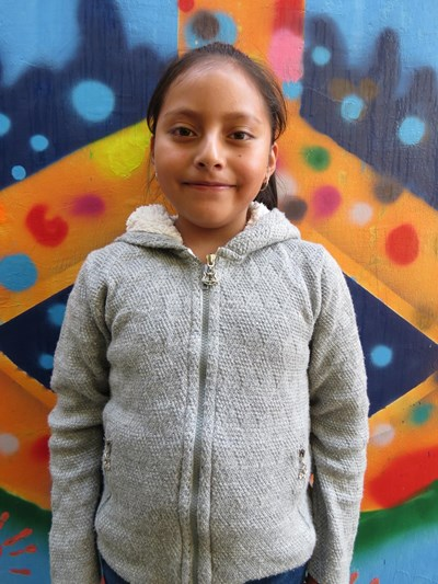 Help Emily Valeria by becoming a child sponsor. Sponsoring a child is a rewarding and heartwarming experience.