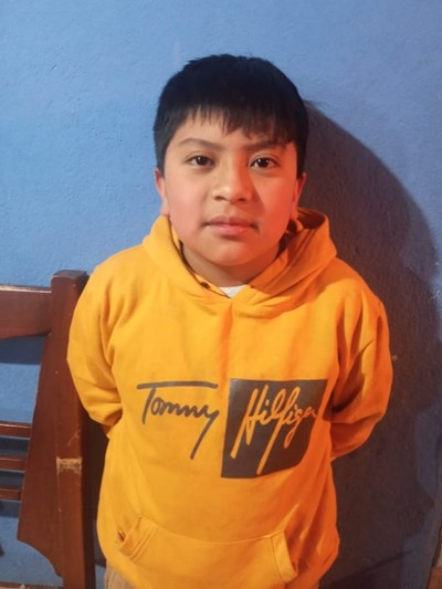 Help Erick Adrian by becoming a child sponsor. Sponsoring a child is a rewarding and heartwarming experience.