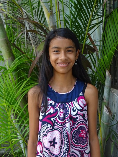 Help Bianka Paola by becoming a child sponsor. Sponsoring a child is a rewarding and heartwarming experience.