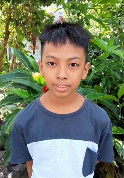 Help Lance David E. by becoming a child sponsor. Sponsoring a child is a rewarding and heartwarming experience.