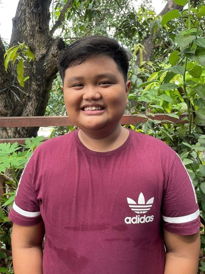 Help Kian Royce by becoming a child sponsor. Sponsoring a child is a rewarding and heartwarming experience.