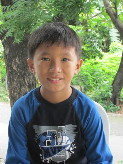 Help Achilles Nhico A. by becoming a child sponsor. Sponsoring a child is a rewarding and heartwarming experience.