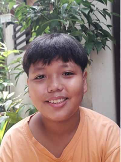 Help Patrick Hanson A. by becoming a child sponsor. Sponsoring a child is a rewarding and heartwarming experience.