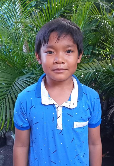 Help Jhon Airhon P. by becoming a child sponsor. Sponsoring a child is a rewarding and heartwarming experience.