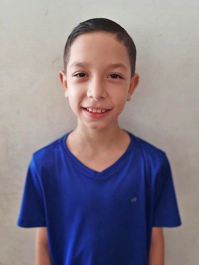Help Isaac Javier by becoming a child sponsor. Sponsoring a child is a rewarding and heartwarming experience.