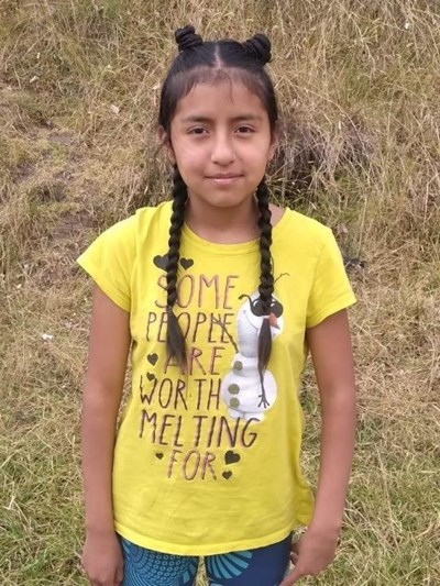 Help Janella Stefania by becoming a child sponsor. Sponsoring a child is a rewarding and heartwarming experience.