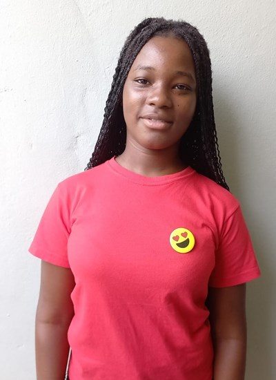 Help Charleny by becoming a child sponsor. Sponsoring a child is a rewarding and heartwarming experience.