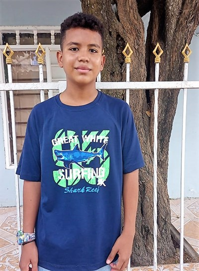 Help Joseph Luis by becoming a child sponsor. Sponsoring a child is a rewarding and heartwarming experience.