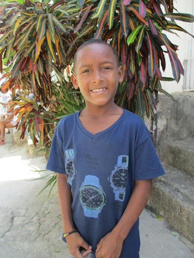 Help Jeiker Rafael by becoming a child sponsor. Sponsoring a child is a rewarding and heartwarming experience.