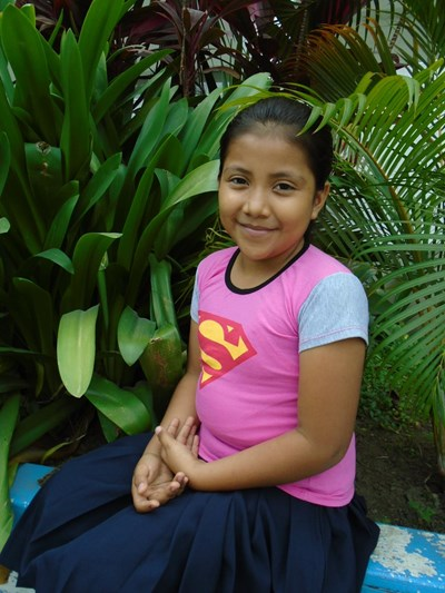 Help Lisbeth Berenice by becoming a child sponsor. Sponsoring a child is a rewarding and heartwarming experience.