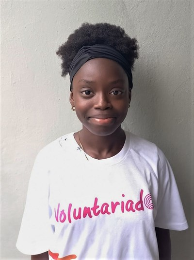 Help Angela Diosmery by becoming a child sponsor. Sponsoring a child is a rewarding and heartwarming experience.