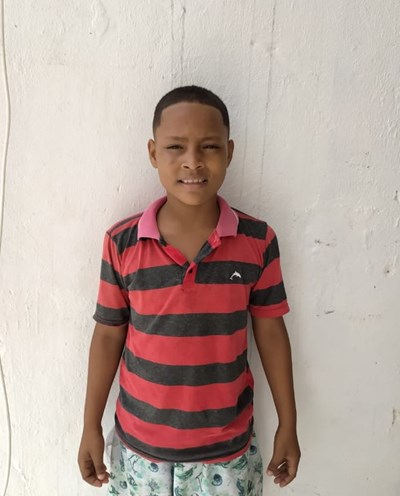 Help Juan Manuel by becoming a child sponsor. Sponsoring a child is a rewarding and heartwarming experience.